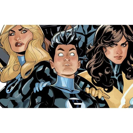 The Stack: X-Men/Fantastic Four, Justice League And More