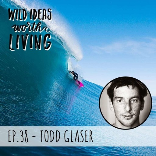 Todd Glaser - How to Become a World-Renowned Surf Photographer