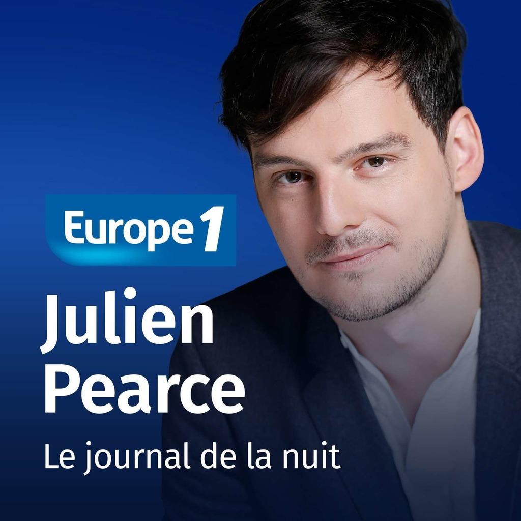 Le journal de la nuit - Julien Pearce