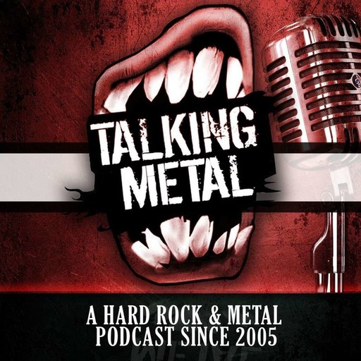 Talking Metal 501 The Rods and Cassius Morris