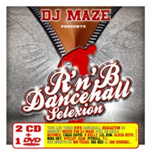 "DJ MAZE : Compil "" RNB DANCEHALL SELEXION "" - SPOT TV -"