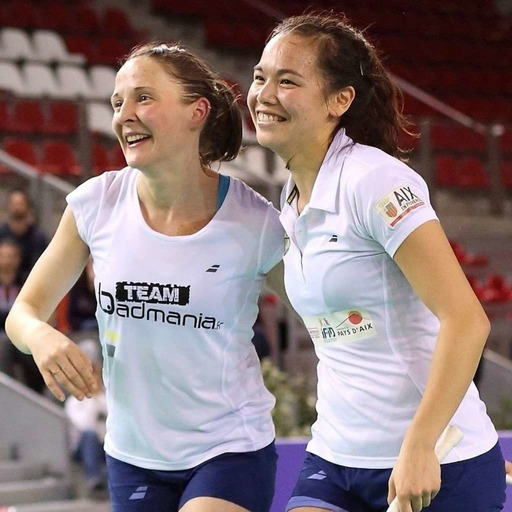Le bad international de retour ! (Denmark Open)