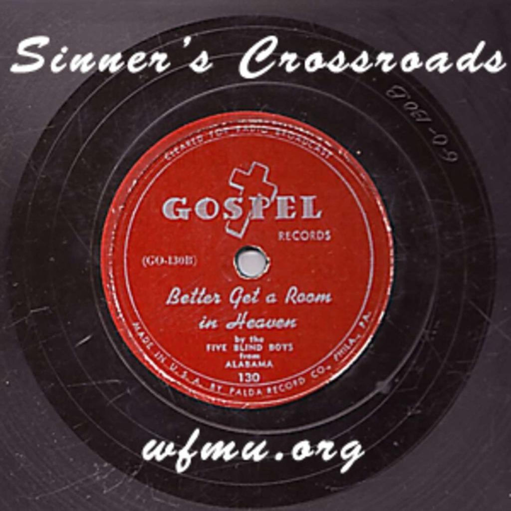 Sinner's Crossroads with Kevin Nutt | WFMU