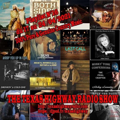 The Texas Highway Radio Show N°16