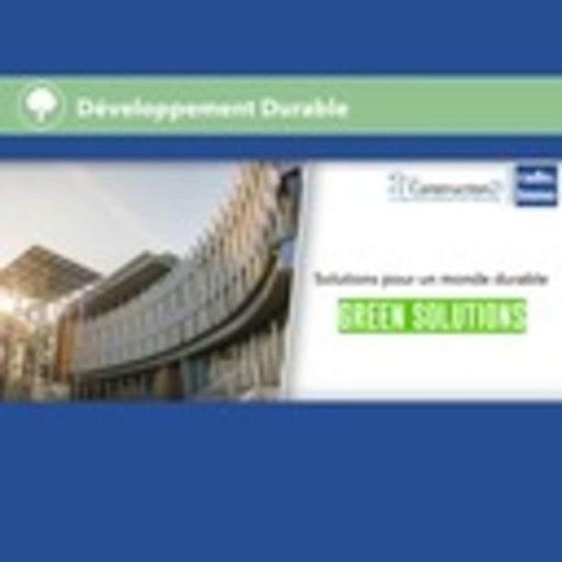 Le projet des maison MACH, premier prix innovation des Bâtiments résilients « 1ère édition » - Green Solutions : solutions pour un monde durable