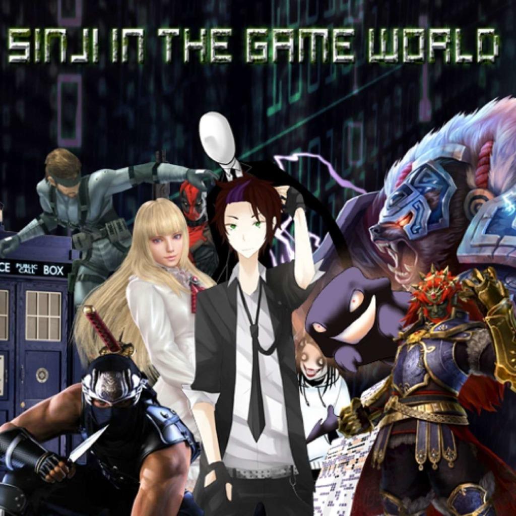 Sinji in the Game World