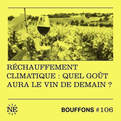 #106 - Réchauffement climatique : quel goût aura le vin de demain ?