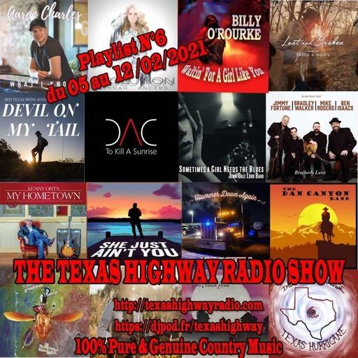 The Texas Highway Radio Show N°6