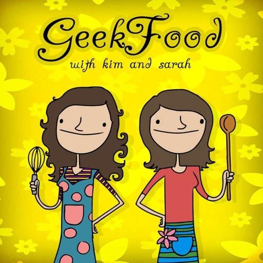 Geek Food 14: Kids back in school