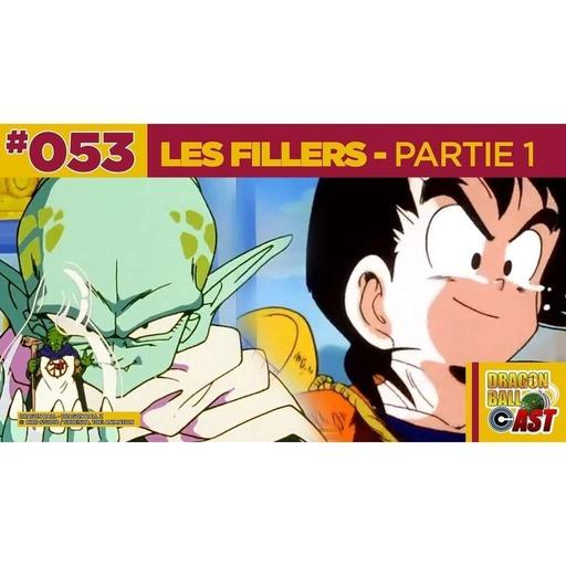 DBC 53 : Les Fillers dans Dragon Ball