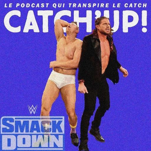 Catch'up! WWE Smackdown du 18 septembre 2020 — Une Miz en slip