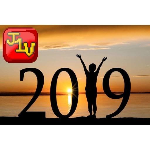Podcast #257 - 9 janvier 2020 - Notre Rétrospective de 2019, nos jeux de l'année et plus!