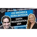 Nora Bateson and Joe Brewer - Earth Regeneration Q&A