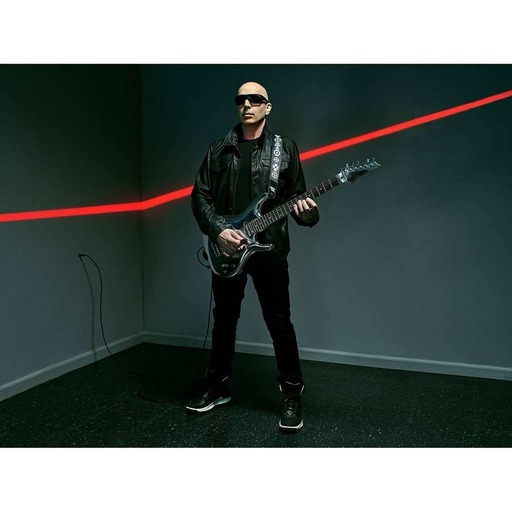 Joe Satriani, le professeur