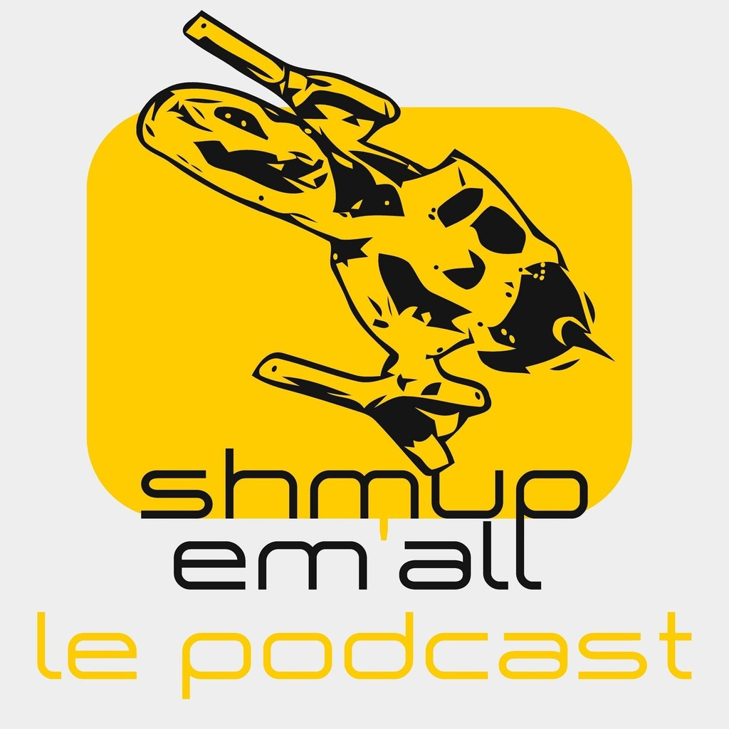Shmup'Em-All : Le podcast 100% shoot them up