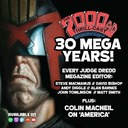 The 2000 AD Thrill-Cast Lockdown Tapes - 30 years of the Judge Dredd Megazine!