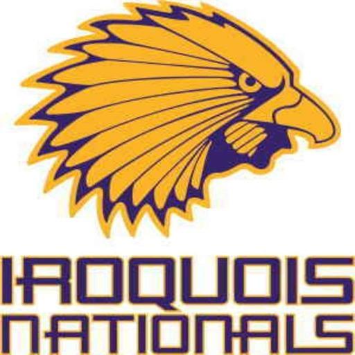 Iroquois Lacrosse Rex Lyons