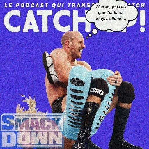 Catch'up! WWE Smackdown du 12 février 2021 — #PushCesaro
