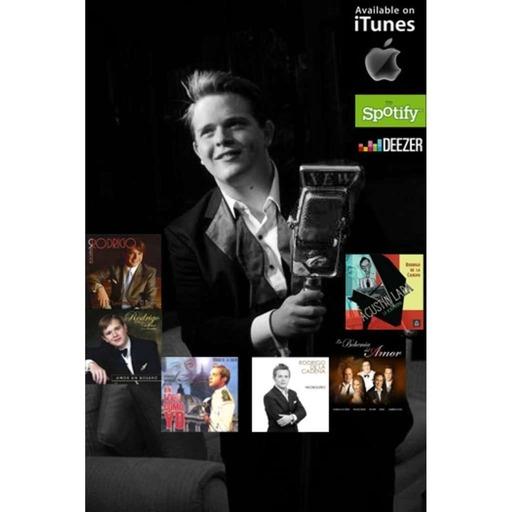 Trayectoria discográfica de Rodrigo de la Cadena