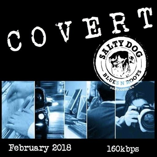 COVERT Blues N Roots - Salty Dog (February 2018)
