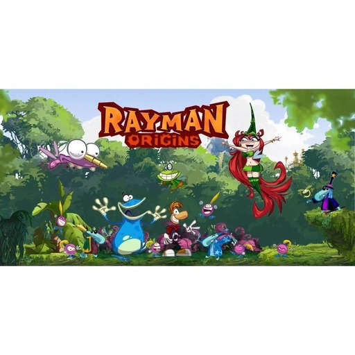 O.S.T Episode 2 Rayman Origins .mp3
