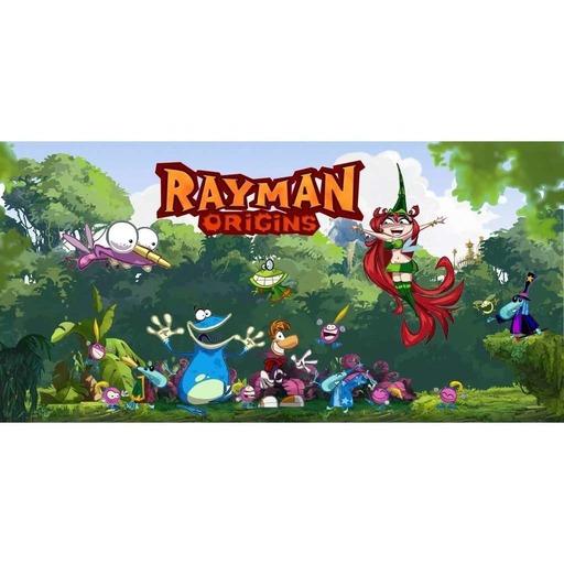 O.S.T Episode 2 : Rayman Origins