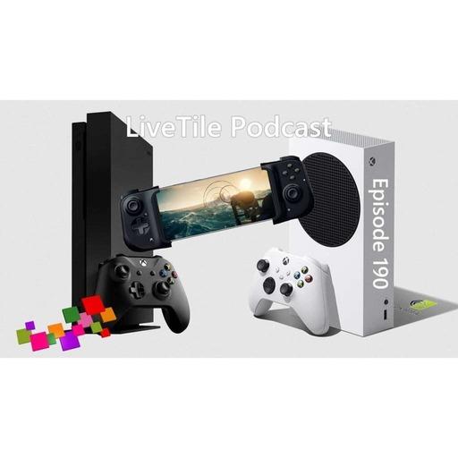 #190 – Xbox séries S et X, xCloud pour tous et rachat d'ARM par NVidia