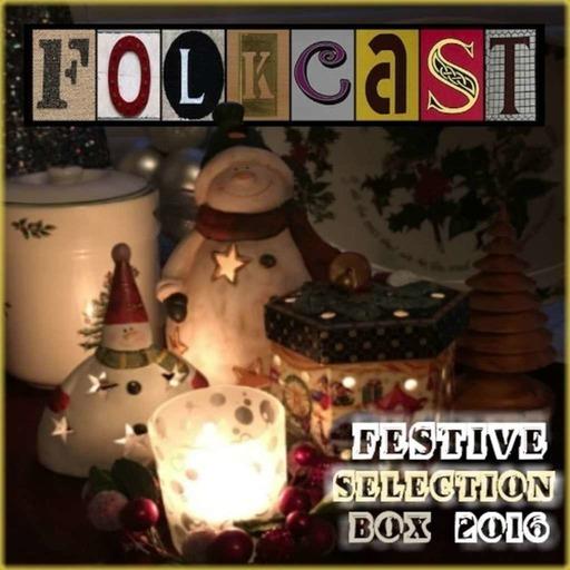 FolkCast Festive Selection Box 2016