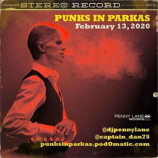 Punks in Parkas - February 13, 2020