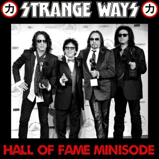 STRANGE WAYS Podcast - #20 - Hall of Fame Minisode