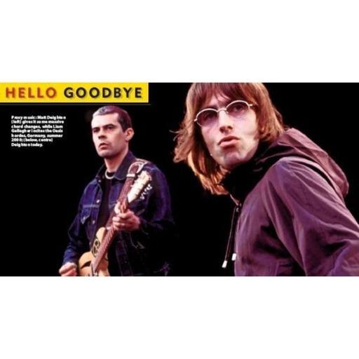 133: Matt Deighton on replacing Noel on tour, 2000