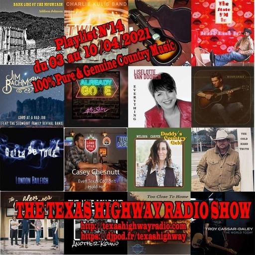 The Texas Highway Radio Show N°14
