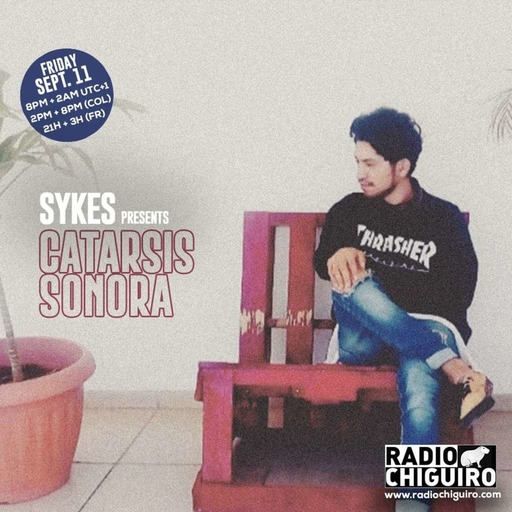 Chiguiro Mix presents: Cartasis Sonora, mixed by SyKes