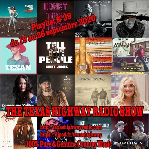 Texas Highway Radio Show N°39