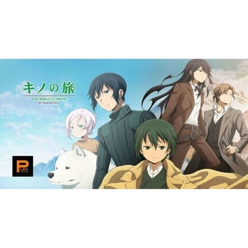 Case Closed Review - Kino's Journey -The Beautiful World-