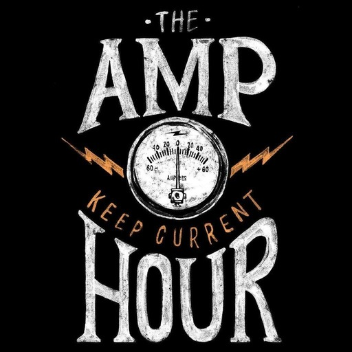 The Amp Hour #538 - Missle Man with Bruce Simpson