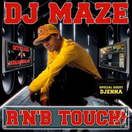 DJ MAZE Mix Tape RNB TOUCH Vol 4 Intro RNB TOUCH INTRODUXION