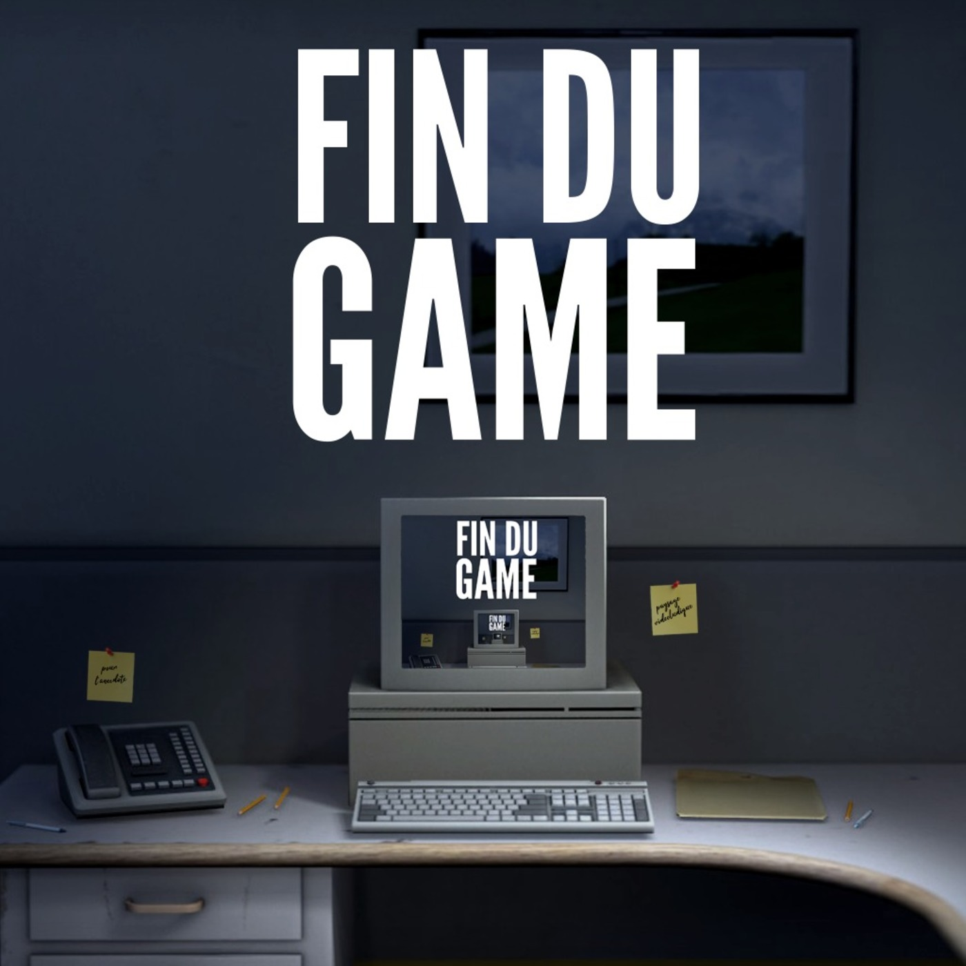 Episode 37 - The Stanley Parable