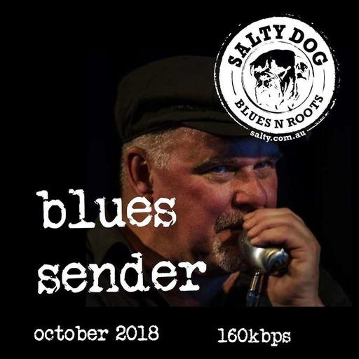 SENDER Blues N Roots - Salty Dog (October 2018)