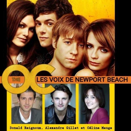 7x21 - Les voix de Newport Beach nous parlent de doublage