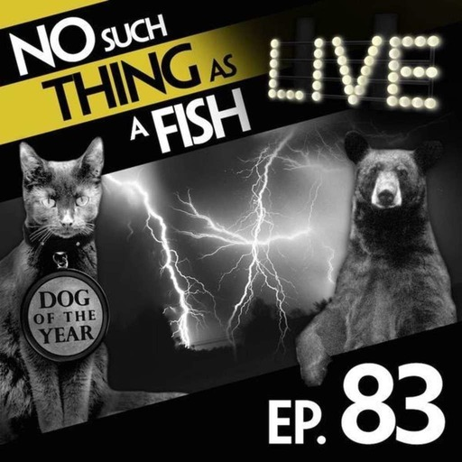 83: No Such Thing As A Flying Sniffer Dog