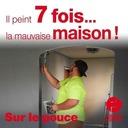 11 août 2020 - Il peint 7 fois… la mauvaise maison ! - Sur le pouce