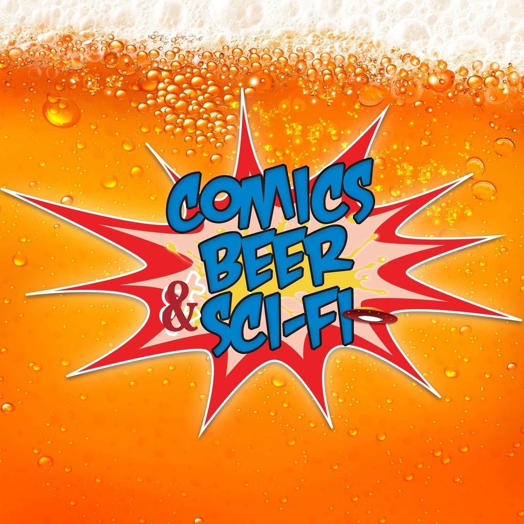 Comics, Beer & Sci-fi