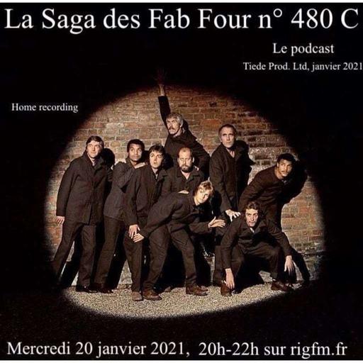 La Saga des Fab Four n° 480 C (Home recording 21)