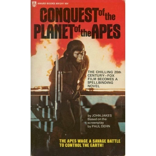 Cornelius and Zira - Ep #13 special Novelisation - Conquest of the Planet of the Apes.mp3