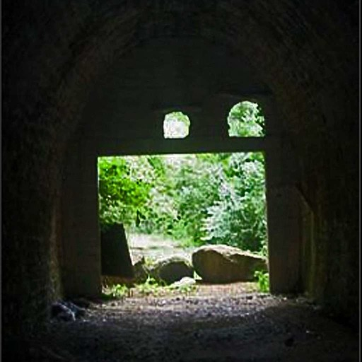 Le tunnel de la Gadihle