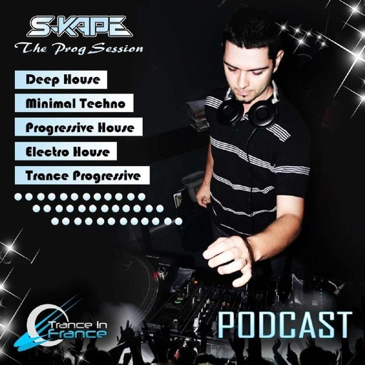 S-Kape - The Prog Session 040 (03-11-09)