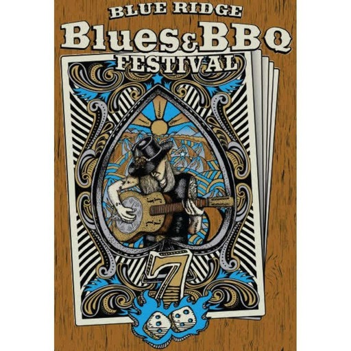 The BluzNdaBlood Show #146, Blue Ridge Blues & BBQ!