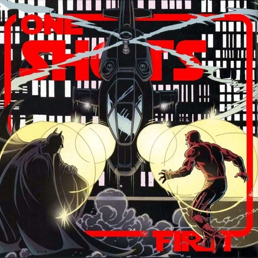 One Shots First #9  Batman Teamups