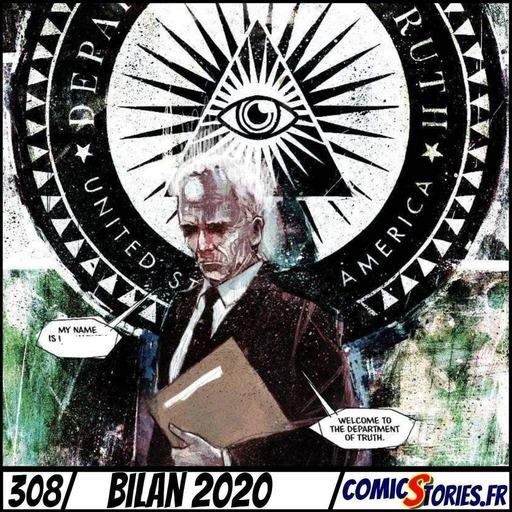 ComicStories #308 - Bilan 2020